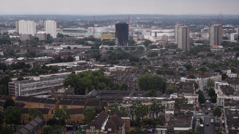 Britische Behörden haben bereits 160 Risiko-Hochhäuser entdeckt