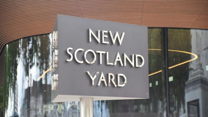 Britische Polizei nimmt drei Terrorverdächtige fest