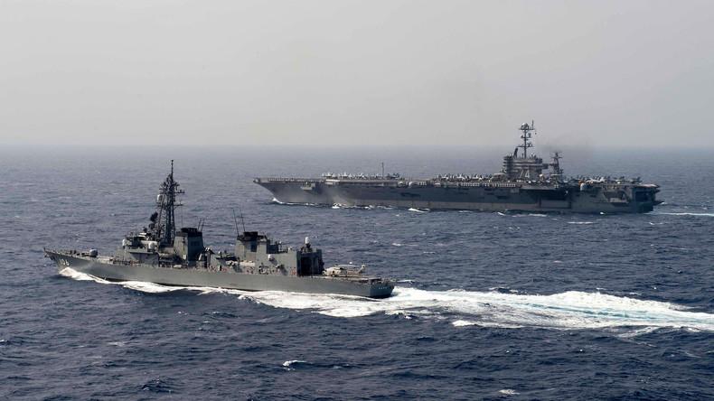 USA und Philippinen fahren gemeinsam auf Patrouille gegen Piraterie