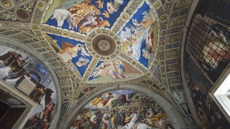 Restauratoren entdecken zwei Raffael-Gemälde in Vatikan-Museen