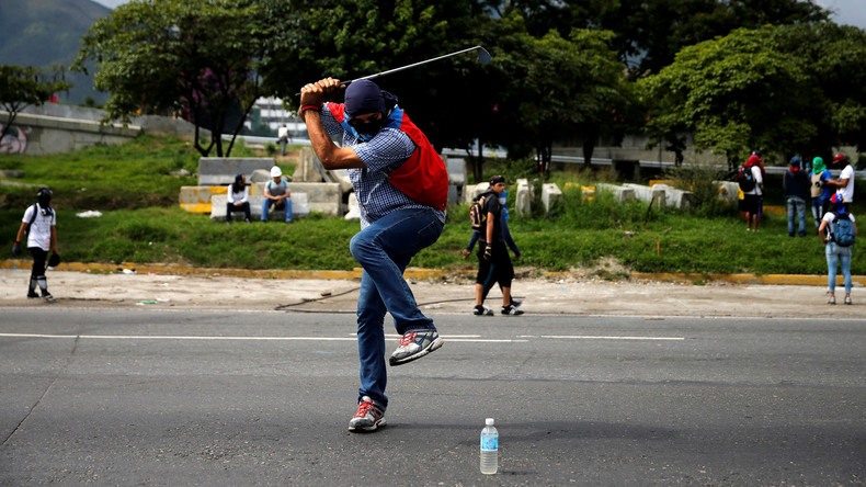 Vier Menschen sterben bei andauernden Protestaktionen in Venezuela