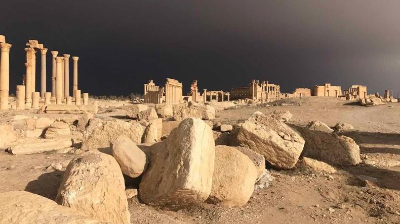 UNESCO-Experte fordert Kraftakt für Syriens Welterbe