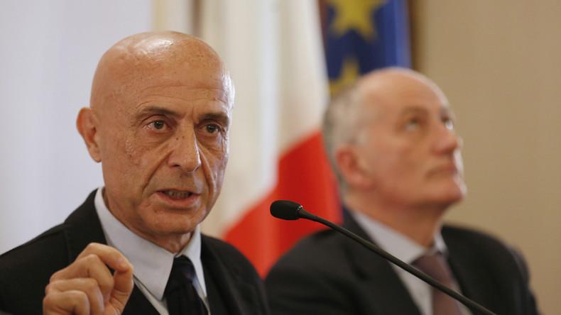 Flüchtlingskrise: Italiens Innenminister kritisiert EU