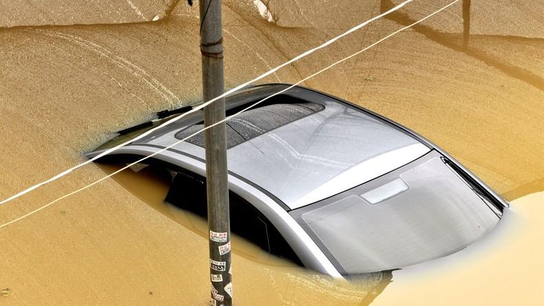 Mindestens acht Tote und 34 Verletzte nach Regenfällen im Süden Chinas