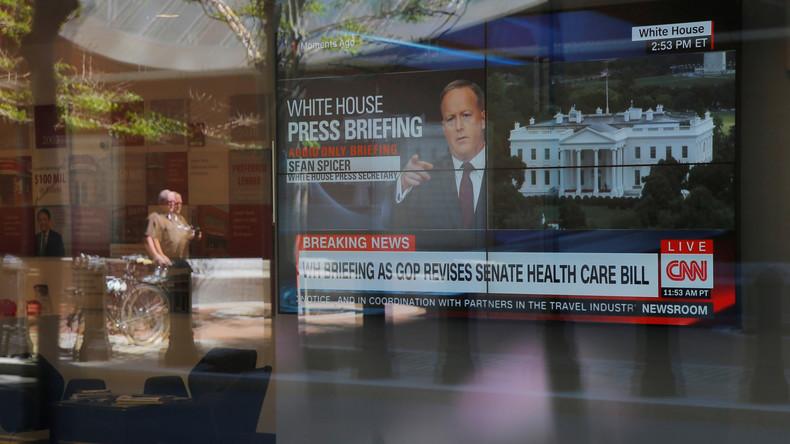 """CNN-Produzent: Amerikanische Wähler sind """"dumm wie Scheiße"""" - Undercoverprojekt führt Mainstream vor"""