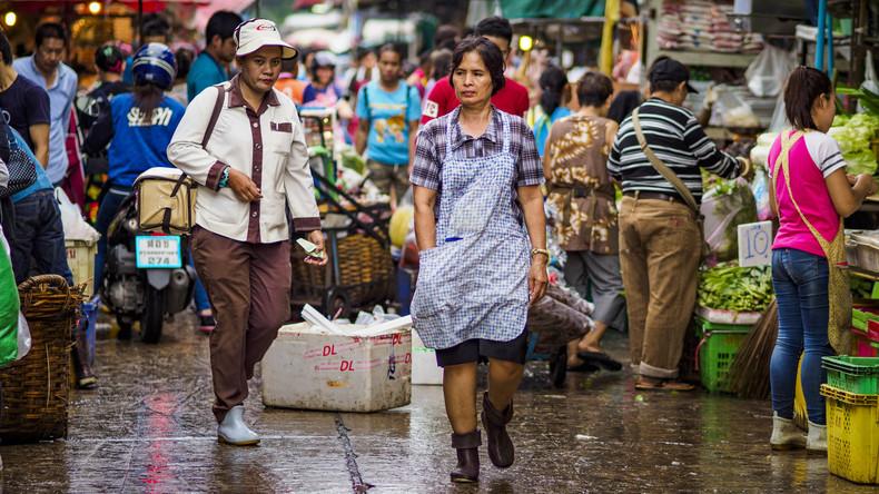 Neues Arbeitsgesetz: Zehntausende Migranten verlassen Thailand