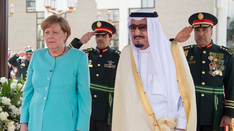 G20: Staatsminister vertritt saudischen König beim Gipfel in Hamburg