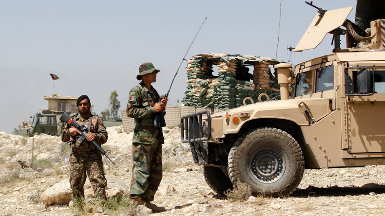 Mehr als 40 Taliban-Kämpfer im Süden Afghanistans getötet