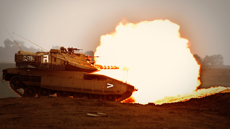 """""""Israel tut alles, um Syriens Sieg gegen die Terroristen zu verhindern"""""""
