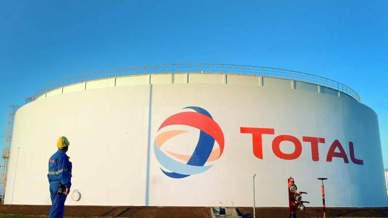 Iran unterzeichnet Milliardendeal mit Frankreichs Total
