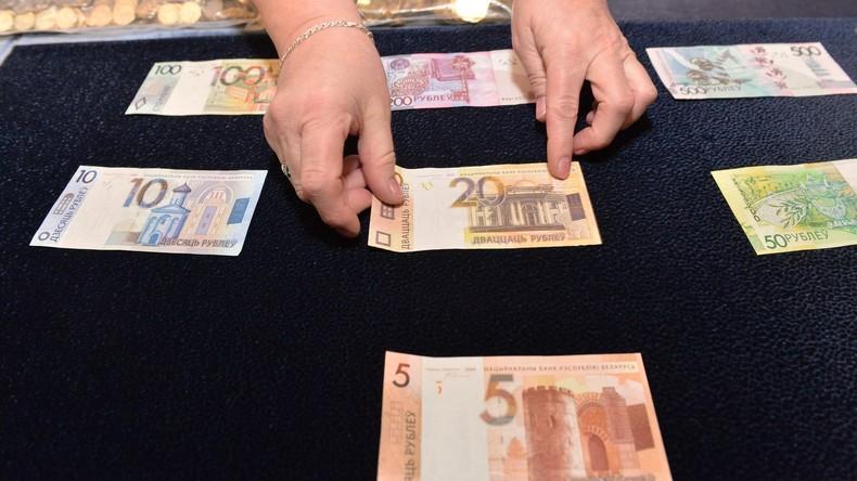 Ausbau der Einflusssphäre: EU zahlt 1,15 Million Euro für Entwicklung der Nationalbank Weißrusslands