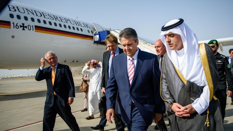 Gabriel hofft auf Golfstaaten-Abkommen gegen Terrorfinanzierung