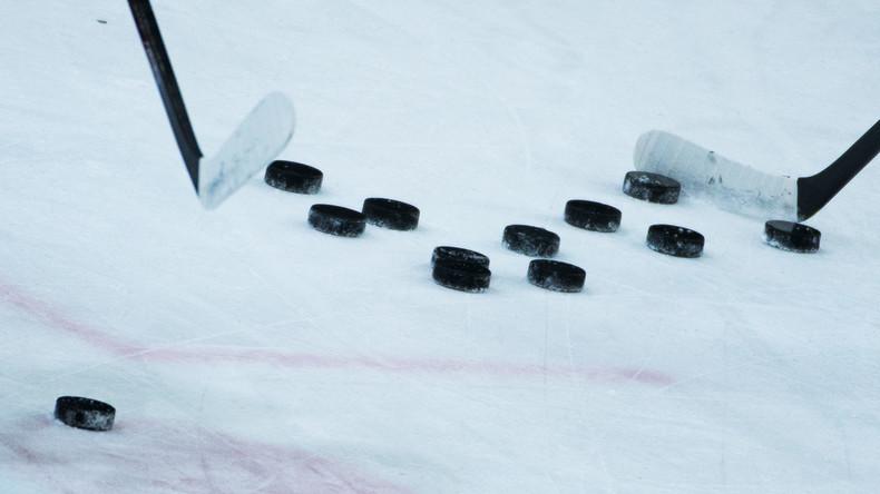 US-Eishockeyspieler brechen Weltrekord für längste Partie