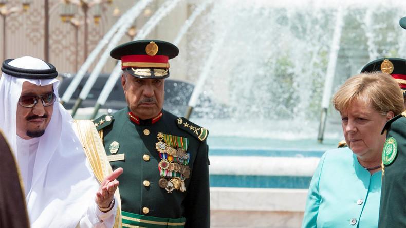 Deutschlands teuflischer Pakt mit Saudi-Arabien