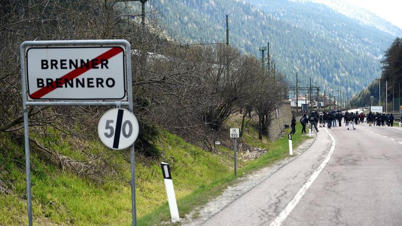Grenzkontrollen: Italien bestellt österreichischen Botschafter ein
