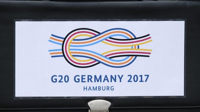 Putin und Trump treffen sich am Freitag in Hamburg