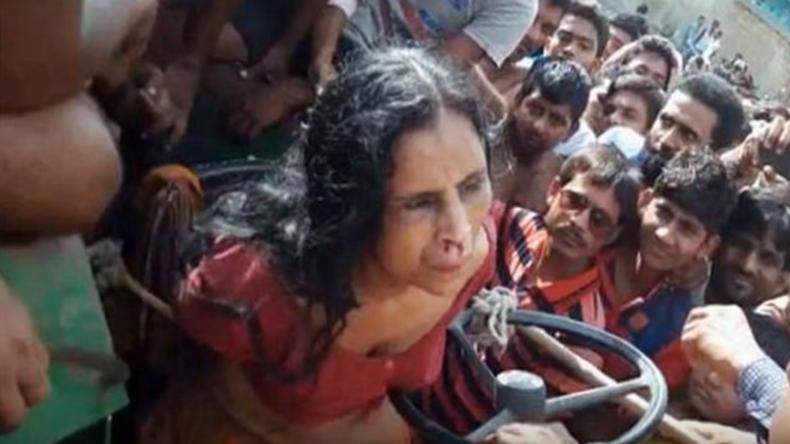 Weil man sie für Kindesentführerin hielt: Mob in Indien schlägt geistig behinderte Frau tot
