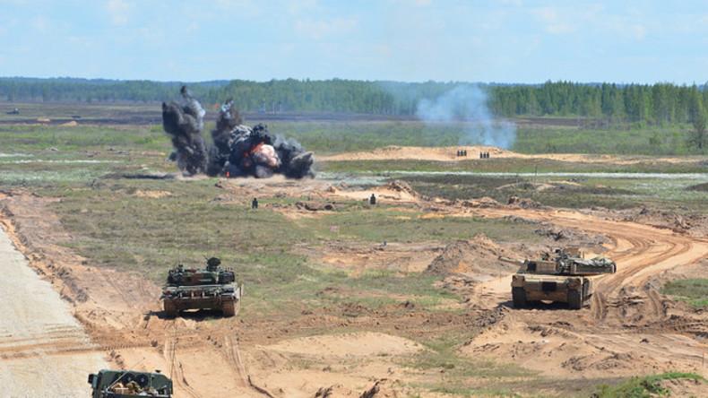 """NATO-Manöver Saber Strike 2017 in Polen und Litauen: Gegen die """"russische Bedrohung"""""""