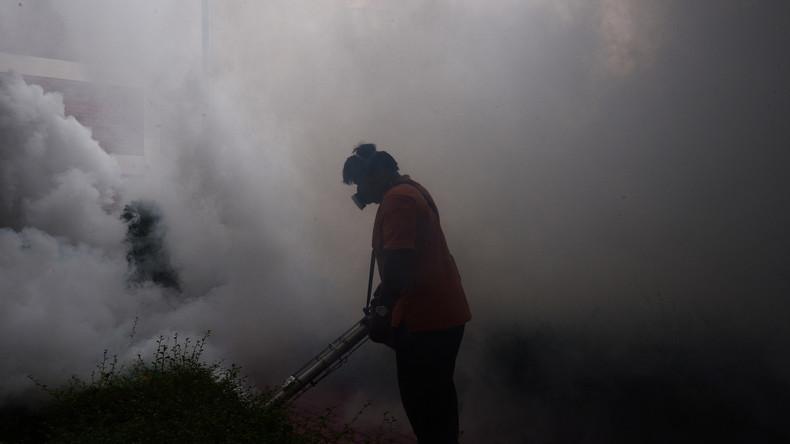 Thailand meldet Zika-Ausbruch - keine Schwangeren betroffen