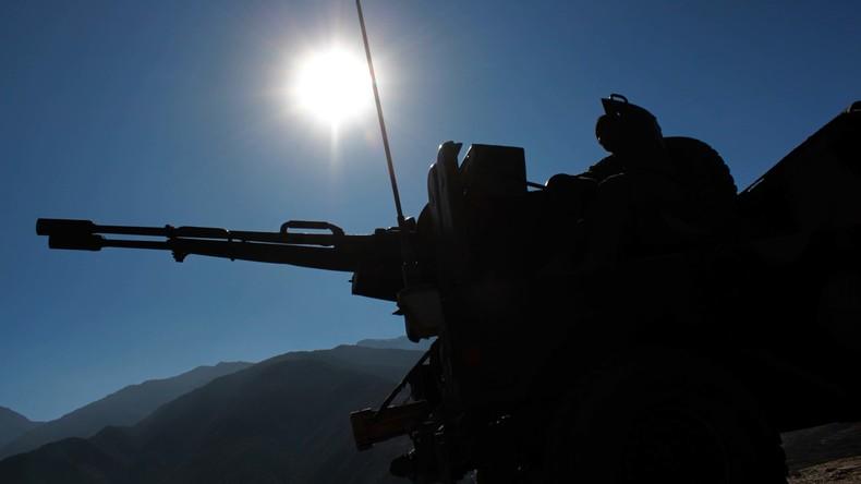 Afghanistan und Pakistan gehen auf Extremistenjagd im Grenzgebiet