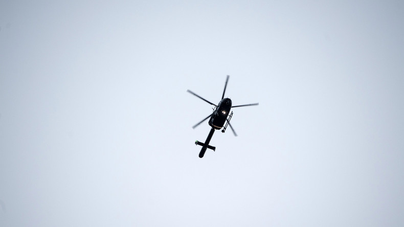 58 Pfadfinder in Norwegen mit Helikopter gerettet