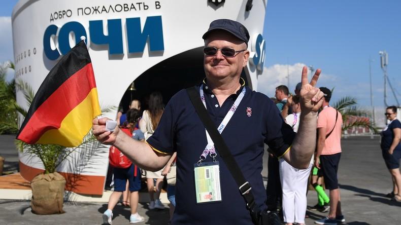 """Putin ist natürlich böse, aber... - Wie die """"Zeit"""" deutsche Fans auf die WM 2018 einstimmt"""