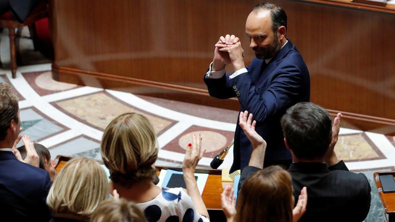 Frankreichs Premierminister Philippe und sein Sparkurs gewinnen Vertrauensvotum