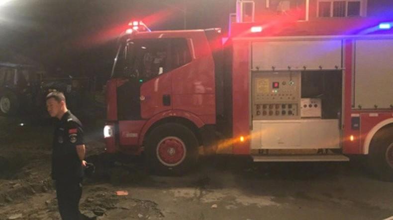 Mindestens fünf Tote nach Explosion von Gas-Pipeline in China