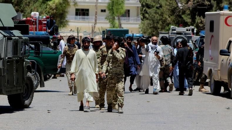Sechs tote Zivilisten nach Bombenexplosion in Westafghanistan