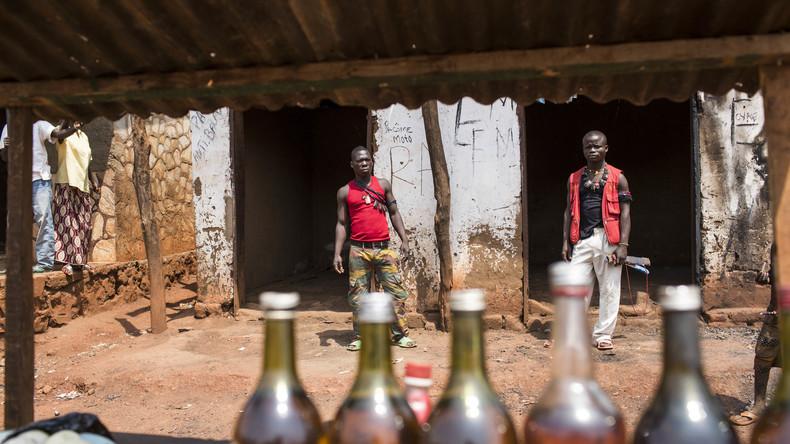 Milizen in Zentralafrika töteten laut HRW Hunderte von Zivilisten