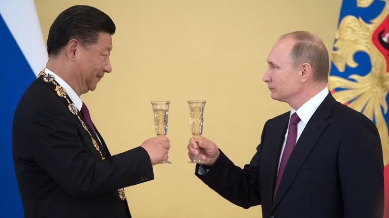 Russland und China gründen gemeinsamen Investmentfonds mit zehn Milliarden US-Dollar Startkapital