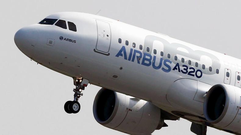 China bestellt bei Airbus Flugzeuge für knapp 20 Milliarden Euro