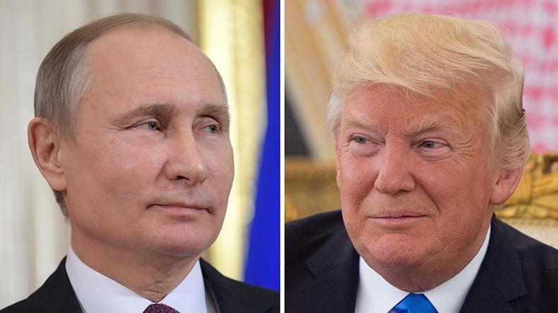 """Kreml-Sprecher über das geplante Treffen von Putin und Trump: """"Lebenswichtig für die ganze Welt"""""""