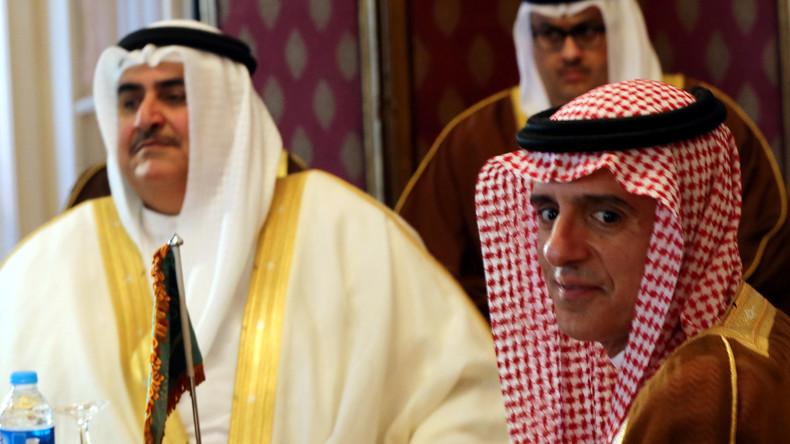 Saudi-Arabien nach Kairo-Konferenz: Sanktionen gegen Katar bleiben bestehen