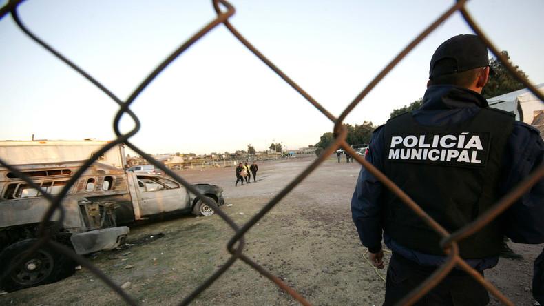 Blutiger Bandenkrieg: 14 Tote bei Schießerei in Mexiko