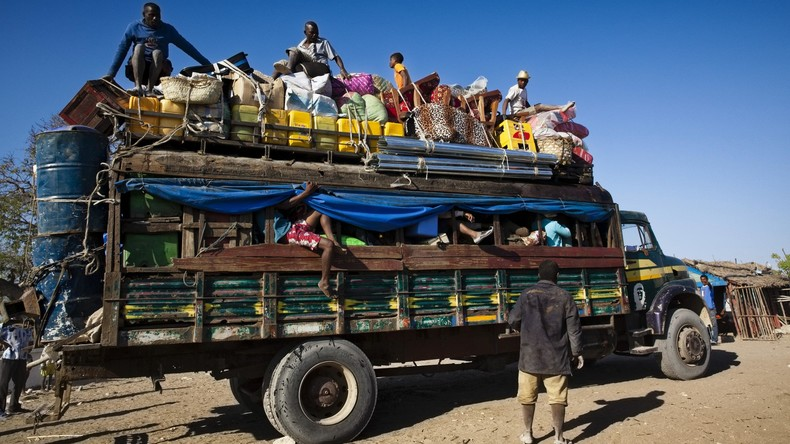 Mindestens 78 Tote bei Verkehrsunfall in Zentralafrika