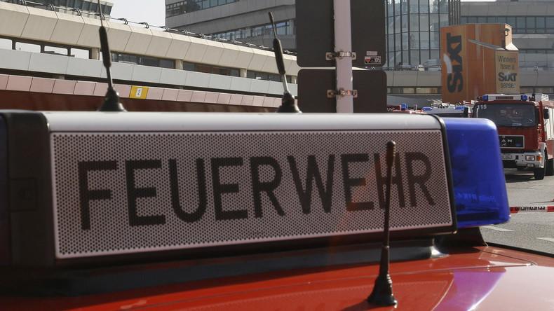 Brandattacke auf Porsche-Zentrum in Hamburg vor G20-Gipfel