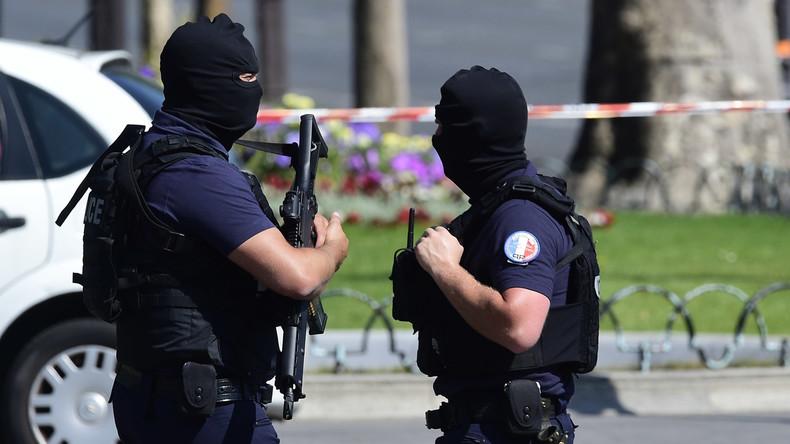 Sieben Anschläge seit Anfang des Jahres in Frankreich verhindert