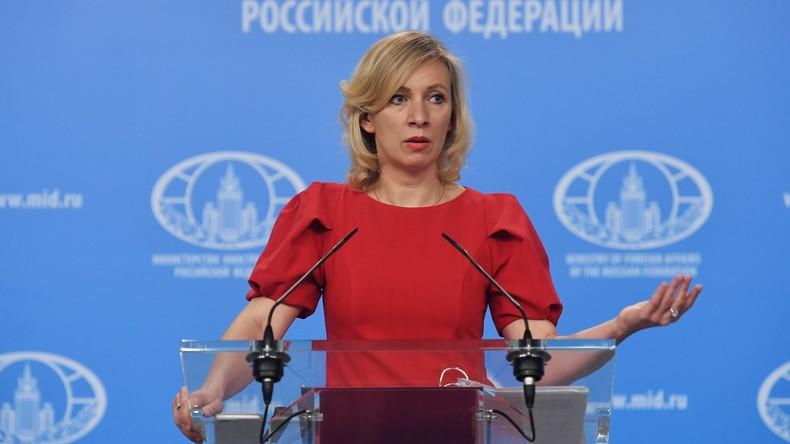 Moskau: Terroristen planen inszenierte C-Waffen-Attacken, um Vorwand für US-Angriffe zu schaffen