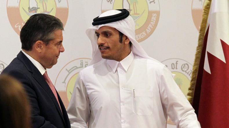 """Geopolitik: Katar bedroht US-Plan für weltweite Energie-Dominanz - Gabriel: """"Krise vorerst gebannt"""""""