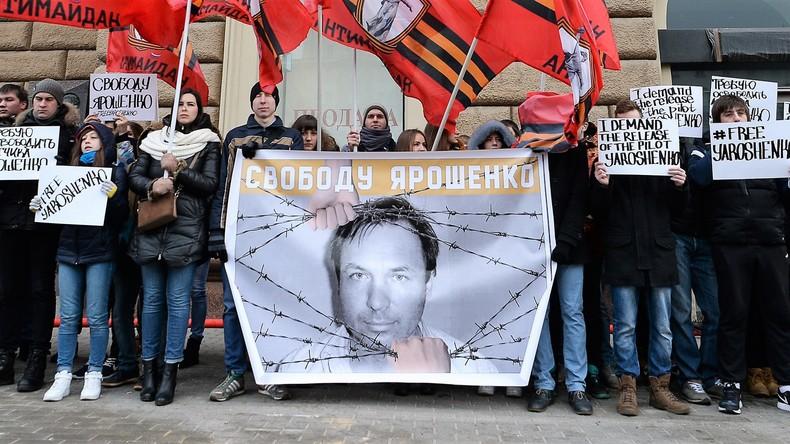 In Lettland verhaftet: Russische Diplomaten werfen USA Kidnapping russischer Bürger vor