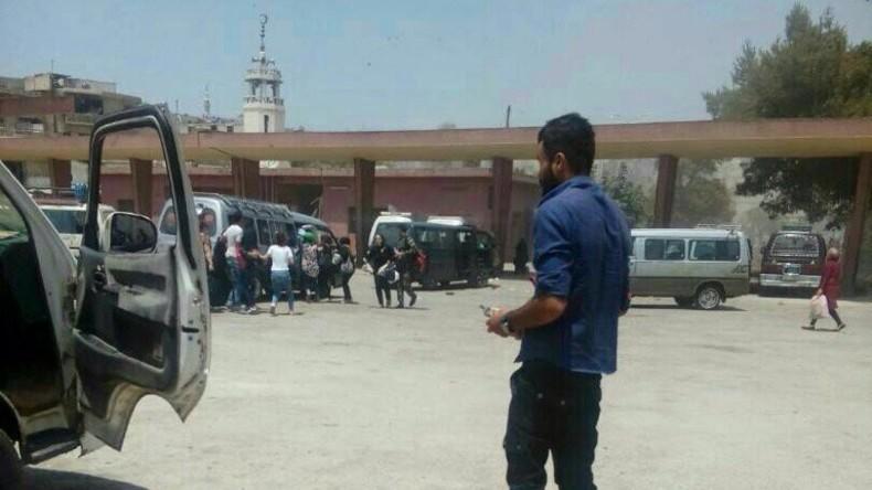 Drei Tote bei Selbstmordanschlag in syrischer Stadt Hama