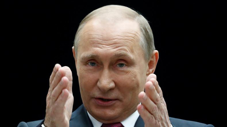 """Gastbeitrag von Wladimir Putin: """"Wir teilen die deutschen Prioritäten"""""""
