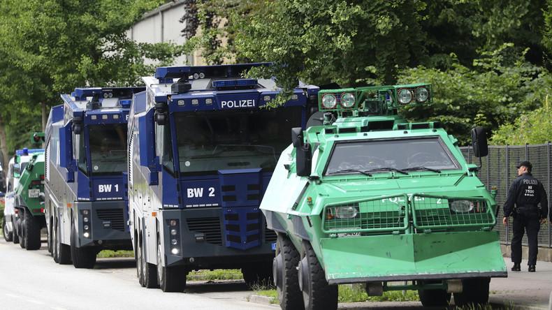 """Historiker Reiner Braun zu G20 in Hamburg: """"Demokratische Rechte außer Kraft gesetzt"""""""