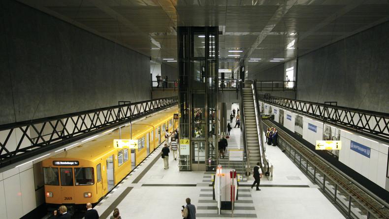 Gerichtsurteil: Berliner U-Bahn-Treter muss für zwei Jahre und elf Monate ins Gefängnis