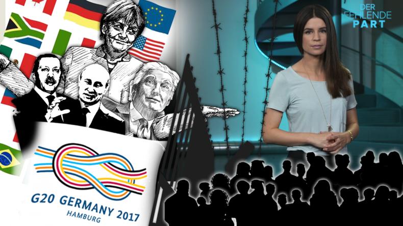 G20 in Hamburg? Man hätte doch wenigstens mal fragen können