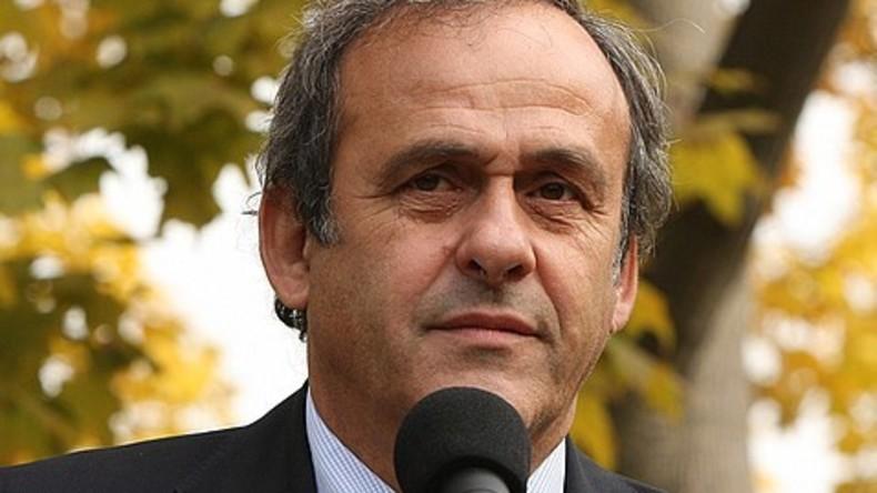 Ehemaliger UEFA-Präsident Platini bleibt vier Jahre gesperrt