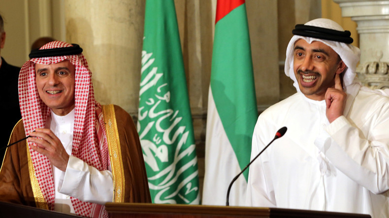 Katar-Krise: Golfstaaten drohen mit neuen Sanktionen
