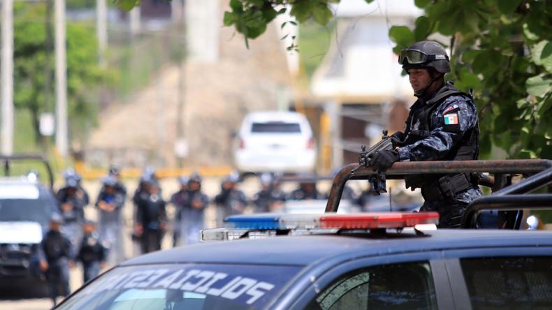 28 Tote bei Bandenkämpfen in mexikanischem Gefängnis