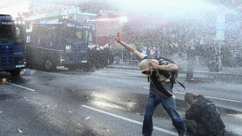 Hamburg: G20-Proteste außer Kontrolle - Falsche Taktik der Polizei?